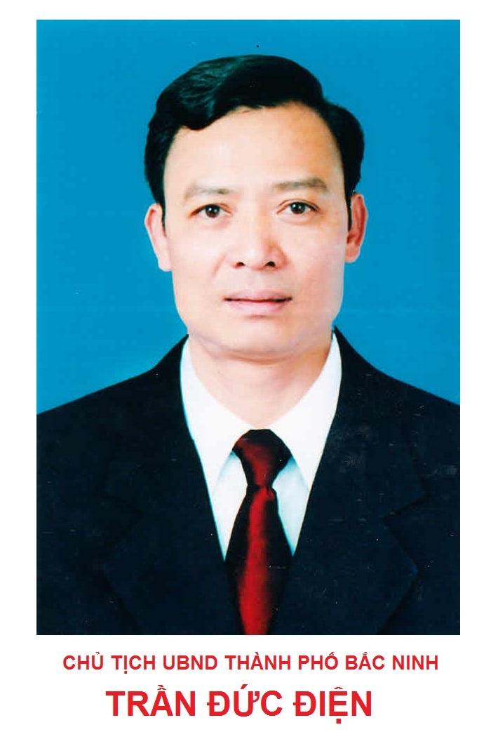 Chủ tịch UBND Thành Phố