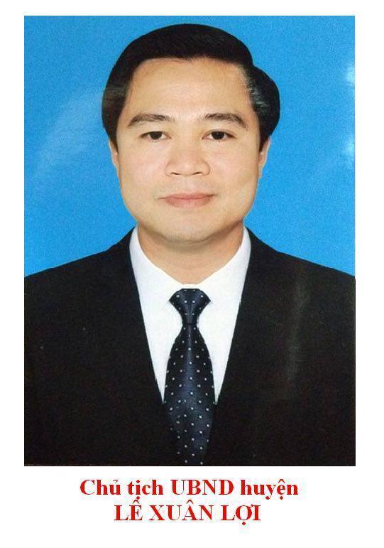 Chủ tịch Lê Xuân Lợi