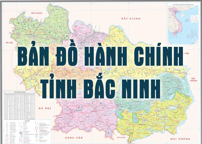 Ban Do Hanh Chinh Tinh