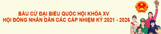 Bầu cử ĐB QH và HDND