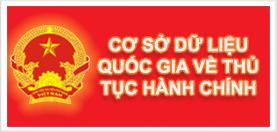Cở sở Dữ liệu QG TTHC